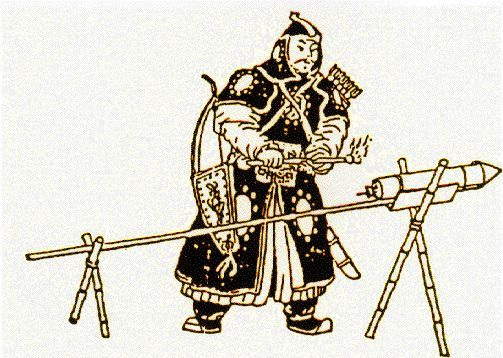 Picture Of Chinese Gunpowder
