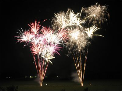 Picture Of Firework Explosion